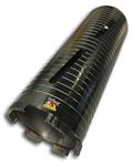 Rent a DRY Core Bit 4^ x 9^, 5/8-11 threaded
