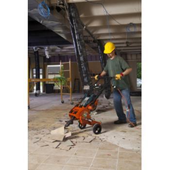 Walk Behind Floor Scraper Rental With A 30 Lb Jack Hammer