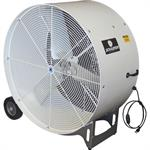 Rent a High Volume Fan, 36^, 120 Volt, Electric