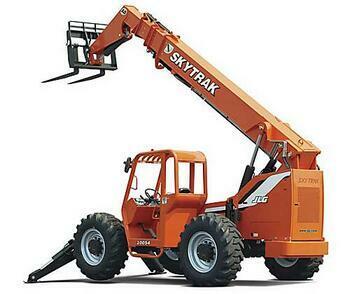 rent a skytrak forklift 10 000 lb 54 reach rh gappower com