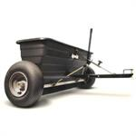Rent a Spreader, Heavy Duty Drop Spreader, tow