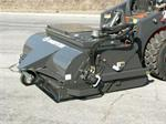 Rent a Sweeper For Skidloader With Pickup Feature