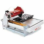 Rent a Tile Saw, 7^, Electric, Free Diamond Blade