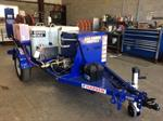 Rent a Trailer Sewer Jet, 2500 PSI, 12gpm, Gas