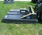Rent an Ambusher 72^ Mower For Skidloader