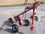 Rice | Hydro Hi Torq Hydr See Saw Auger 9HP