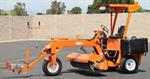 Ride-On Sweeper w/6' Wire Broom