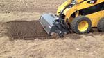 Roto Tiller 52^ Skidloader Attachment w/ Offset