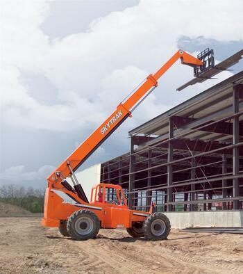 skytrak forklift rental 8 000 lift capacity 42 rh gappower com skytrak 8038 parts manual
