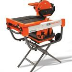 Tile Saw, 10^, IQ Dry/Dustless, Free Diamond Blade