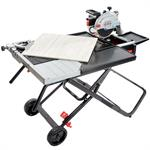 Tile Saw Rental, 10^, Electric, Free Diamond Blade