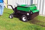 Top Dresser/Applicator, Walk Behind, Self Propel