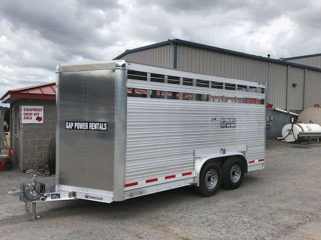 Trailer, Four Horse/LiveStock etc.