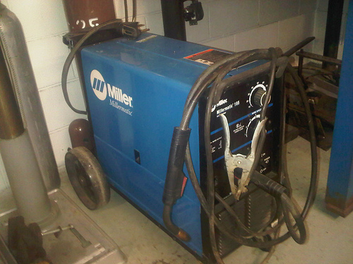 Miller Welders For Sale >> Rent a 185 Amp Mig Welder Near Coatesville, PA, Chester ...