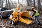 .Wood Chipper, To 1^ to 6^ Capacity