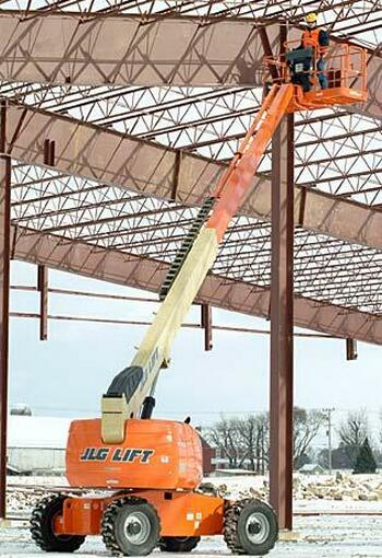 New Lower Rental Rates June 2017. JLG Boom Lifts & Skytrak Telehandlers