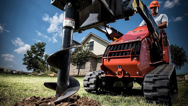 How Much Can A Mini Track Loader Do? What About Attachments For Stand On Loaders?